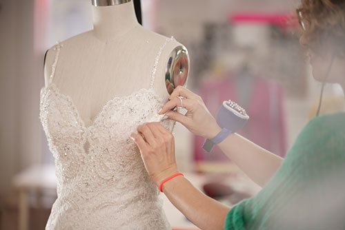 Wedding Dress Alteration