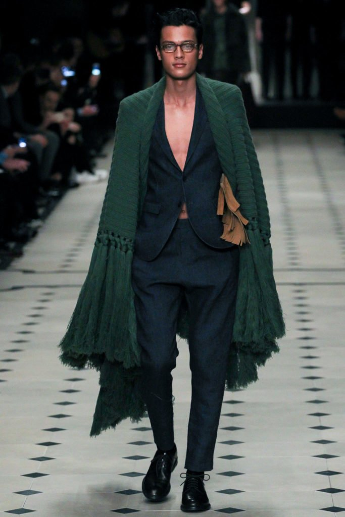 Burberry Prorsum Fall 2015 Menswear
