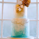 Wedding Cakes for Summer Season - Summer Watercolour