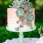 Splendid Ombré Cake