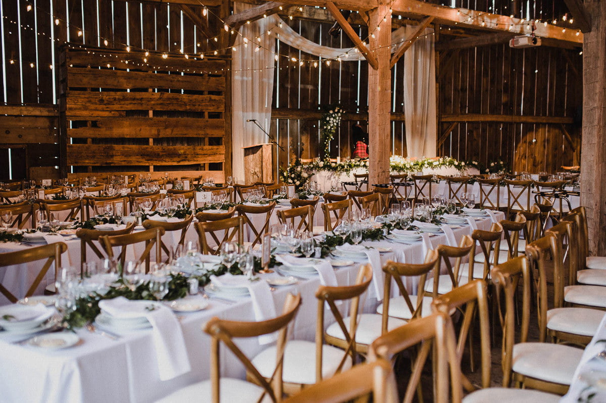 5 Best Toronto Wedding Venues- Cambium Farms