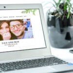 How to Build Your Wedding Website