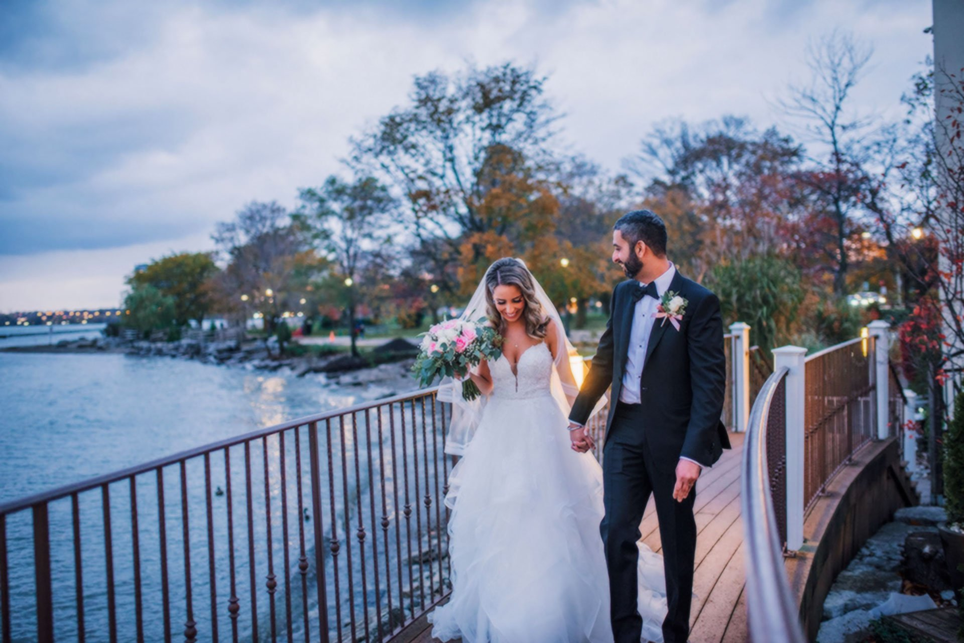 Toronto Wedding Venues by the Water: Palais Royale