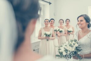choosing bridesmaid dresses for different body types
