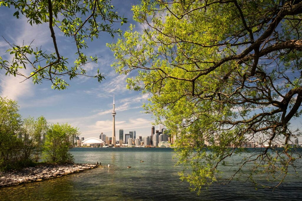 toronto wedding venues by the water