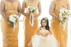 How to Alter a Bridesmaid Dress that is Too Small