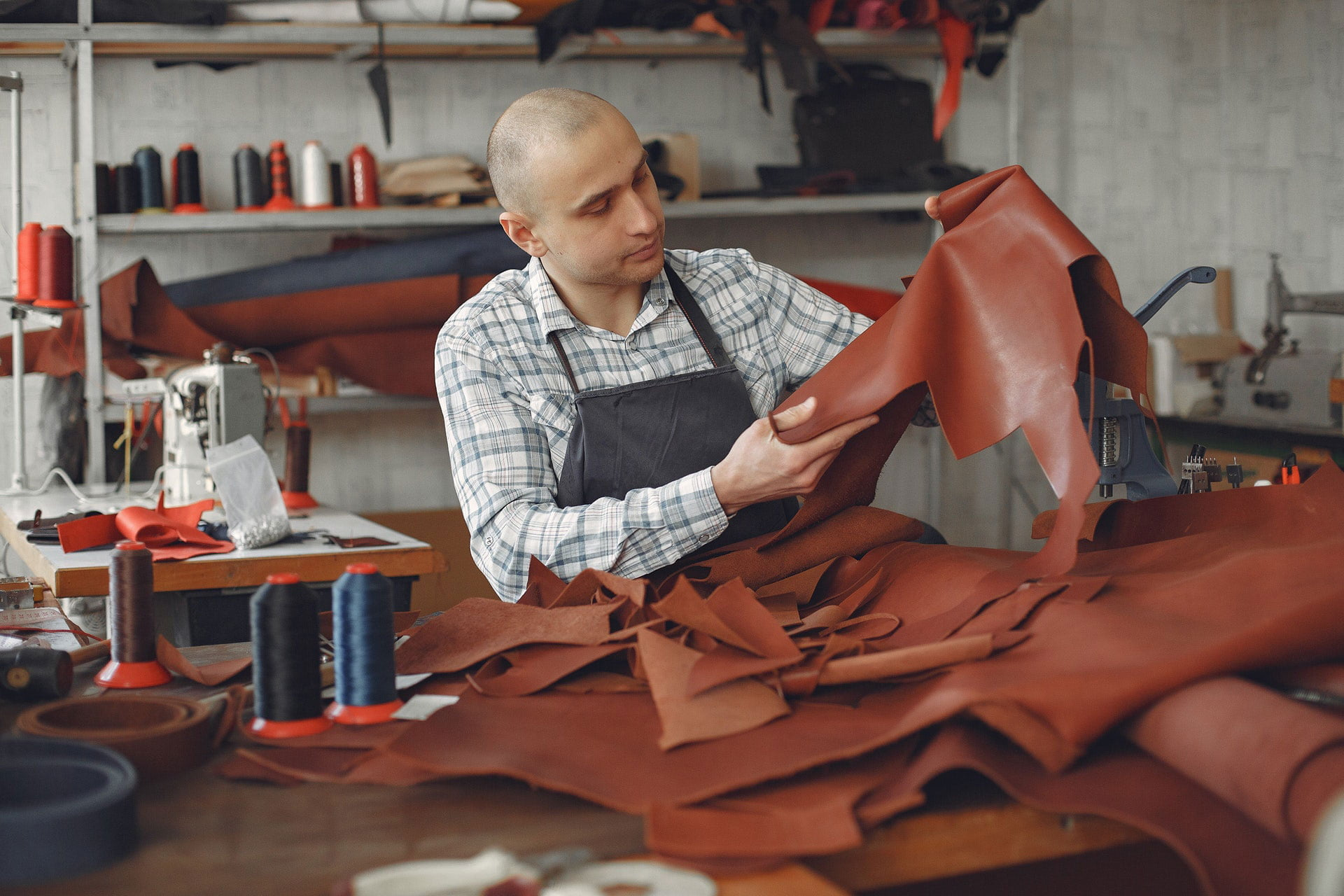 How To Alter Leather Clothes